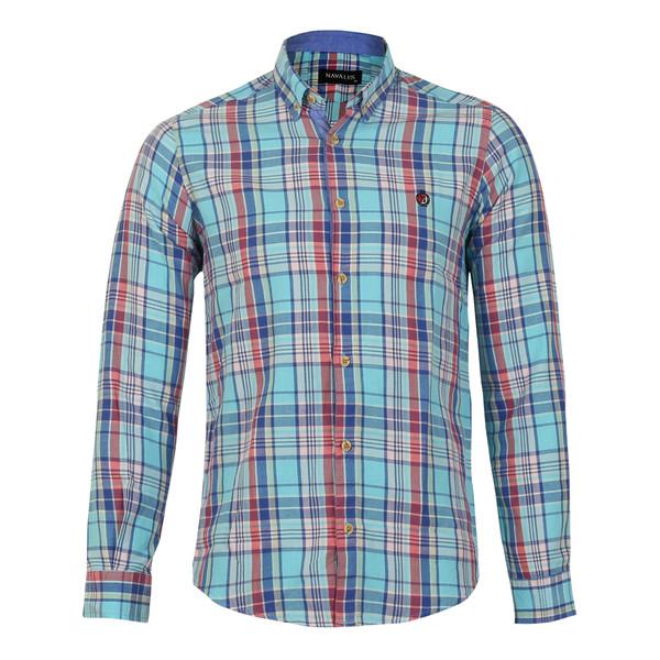 پیراهن مردانه ناوالس کد SlmF-2095-bl