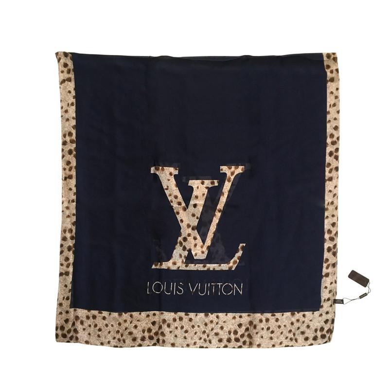 شال زنانه لویی ویتون مدل LV03
