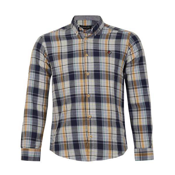 پیراهن مردانه ناوالس کد SlmF-2095-yl