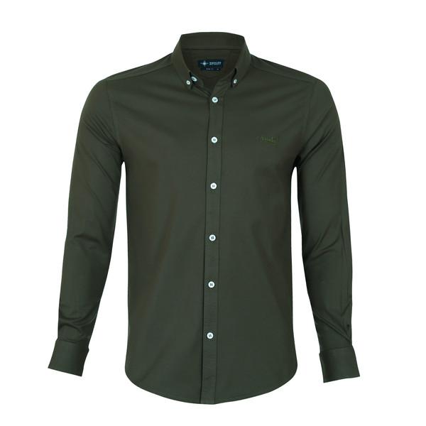 پیراهن مردانه ناوالس کد SlmFt-2087-arm