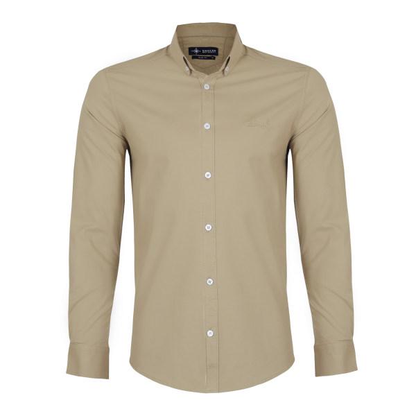 پیراهن مردانه ناوالس کد SlmFt-2087-cm