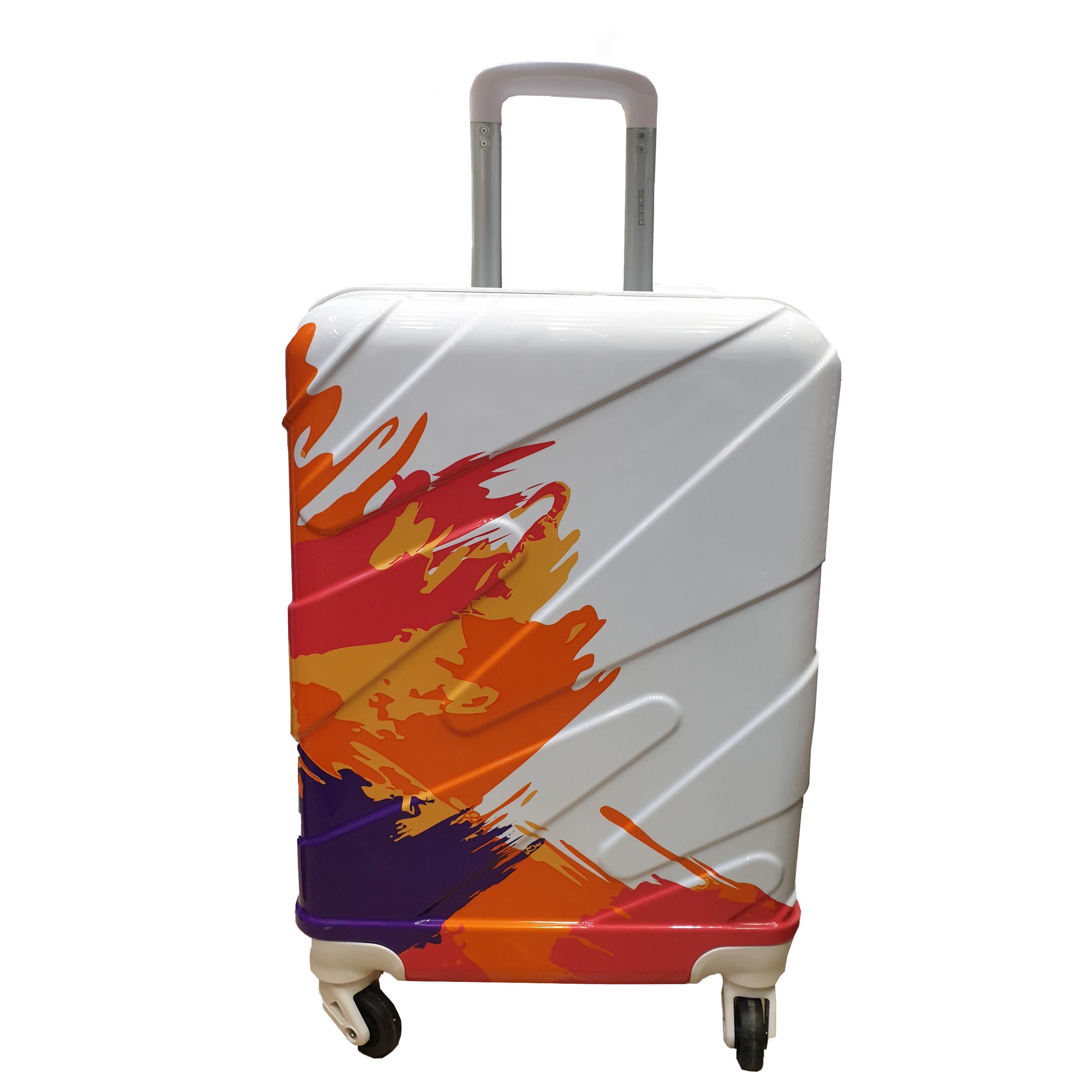 چمدان اسپید کد B020 سایز متوسط