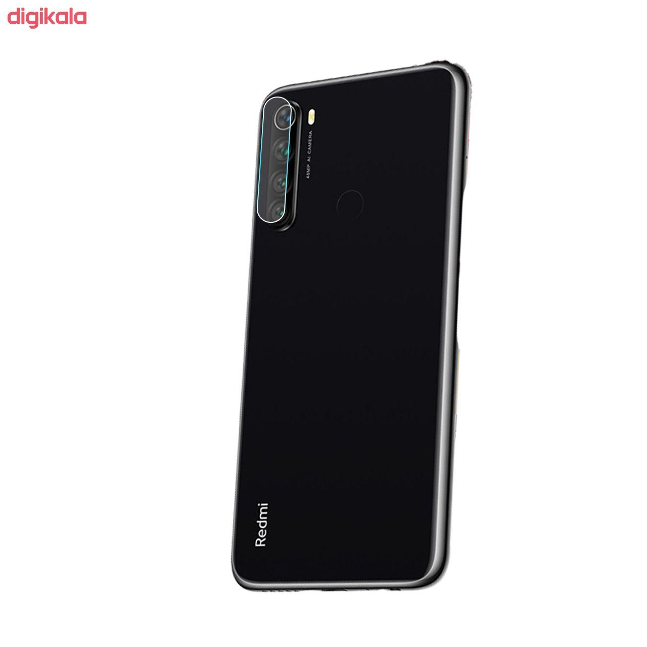 محافظ لنز دوربین مدل L039 مناسب برای گوشی موبایل شیائومی Redmi Note 8 main 1 1