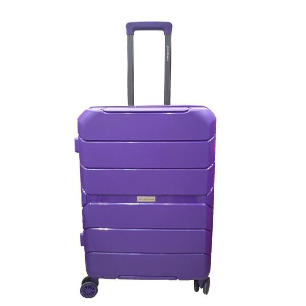 چمدان پارتنر کد B021 سایز متوسط