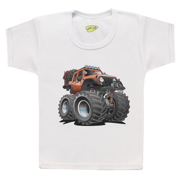 تی شرت پسرانه کارانس مدل BT-235