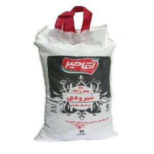 برنج شیرودی آقامیر - 5 کیلوگرم