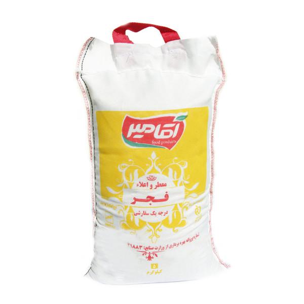 برنج فجر آقامیر - 5 کیلوگرم