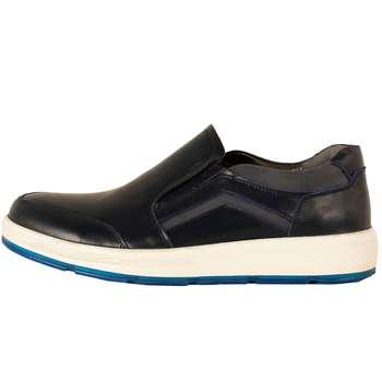 کفش روزمره مردانه پارینه چرم مدل SHO194-11