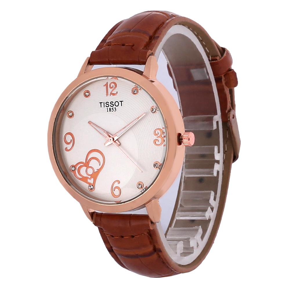 ساعت مچی عقربه ای زنانه مدل TI 2167 - GH-RZ              ارزان