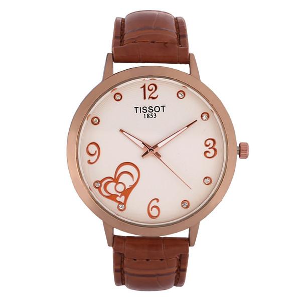 ساعت مچی عقربه ای زنانه مدل TI 2167 - GH-RZ
