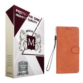 کیف کلاسوری موناکو مدل M63 مناسب برای گوشی موبایل هوآوی P8 lite 2017