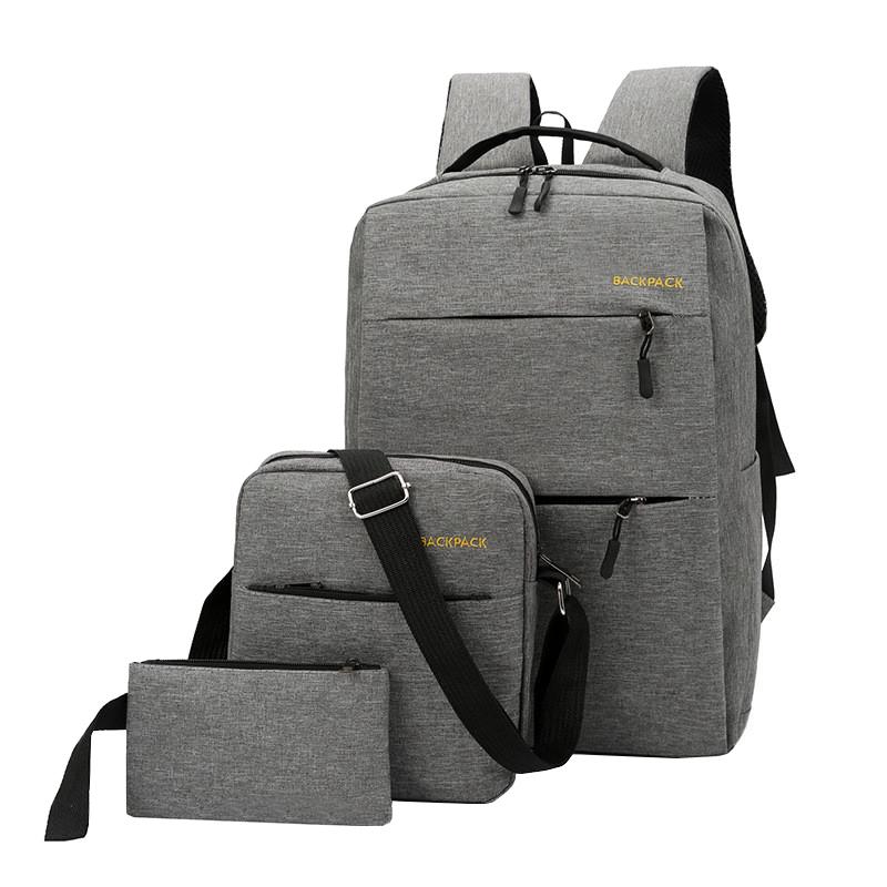 کیف لپ تاپ مدل 54566 مناسب برای لپ تاپ 15 اینچی به همراه کیف تبلت و کیف رودوشی