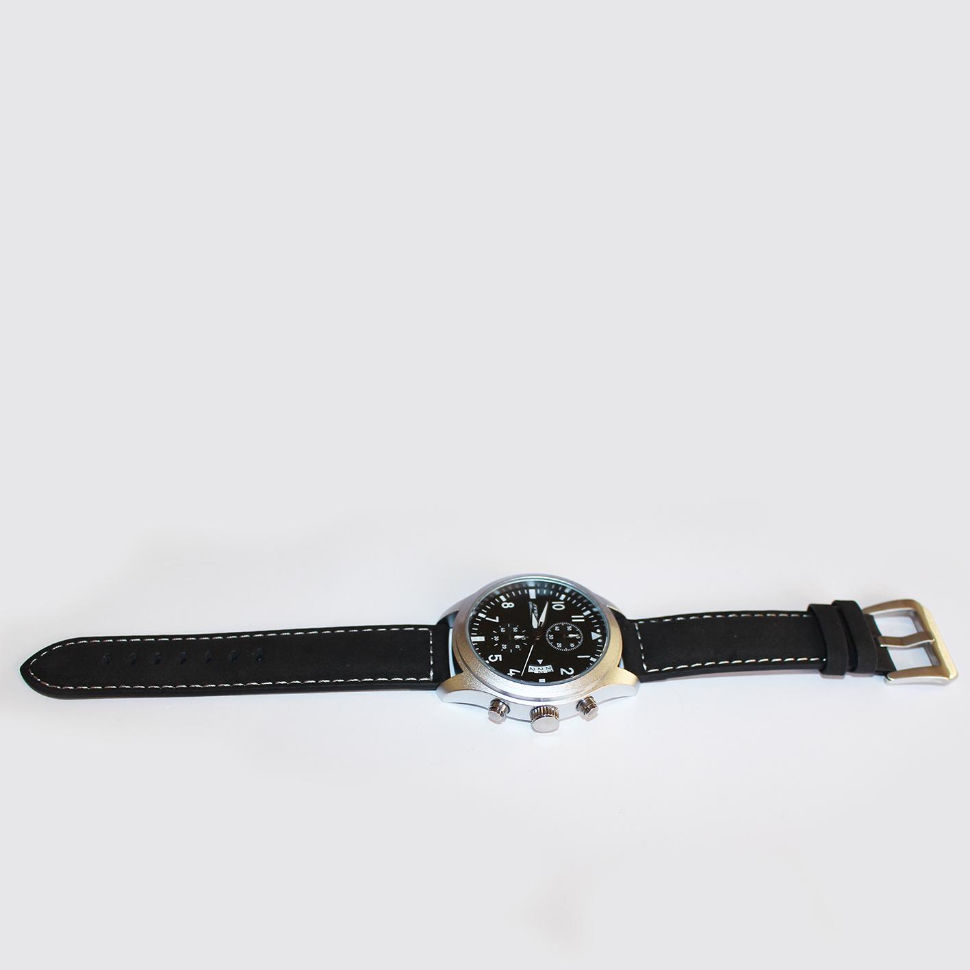 ساعت مچی عقربه ای مردانه سینوبی مدل S9662G  BLC