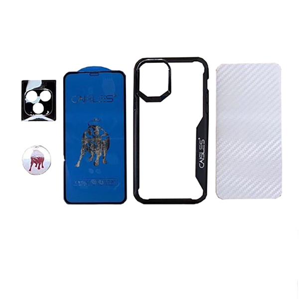 مجموعه لوازم جانبی گوشی موبایل کایزلز مدل B-11PM مناسب برای گوشی موبایل iPhone 11 pro max