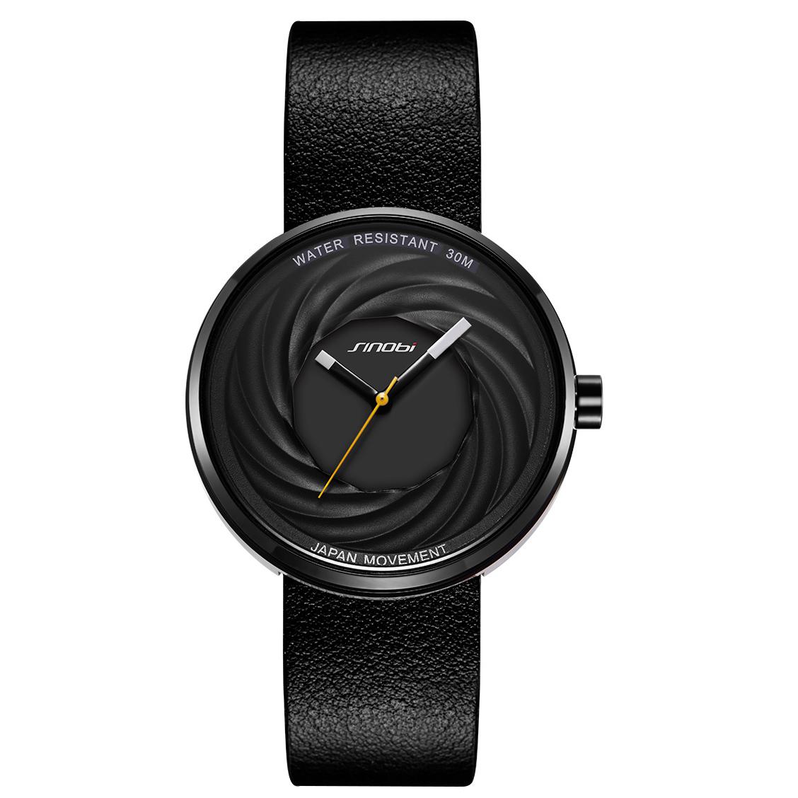 کد تخفیف                                      ساعت مچی عقربه ای مردانه سینوبی مدل S9683G BLC