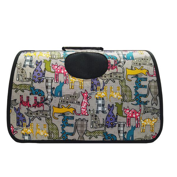 کیف حمل سگ و گربه مدل ANIMALS کد sm3
