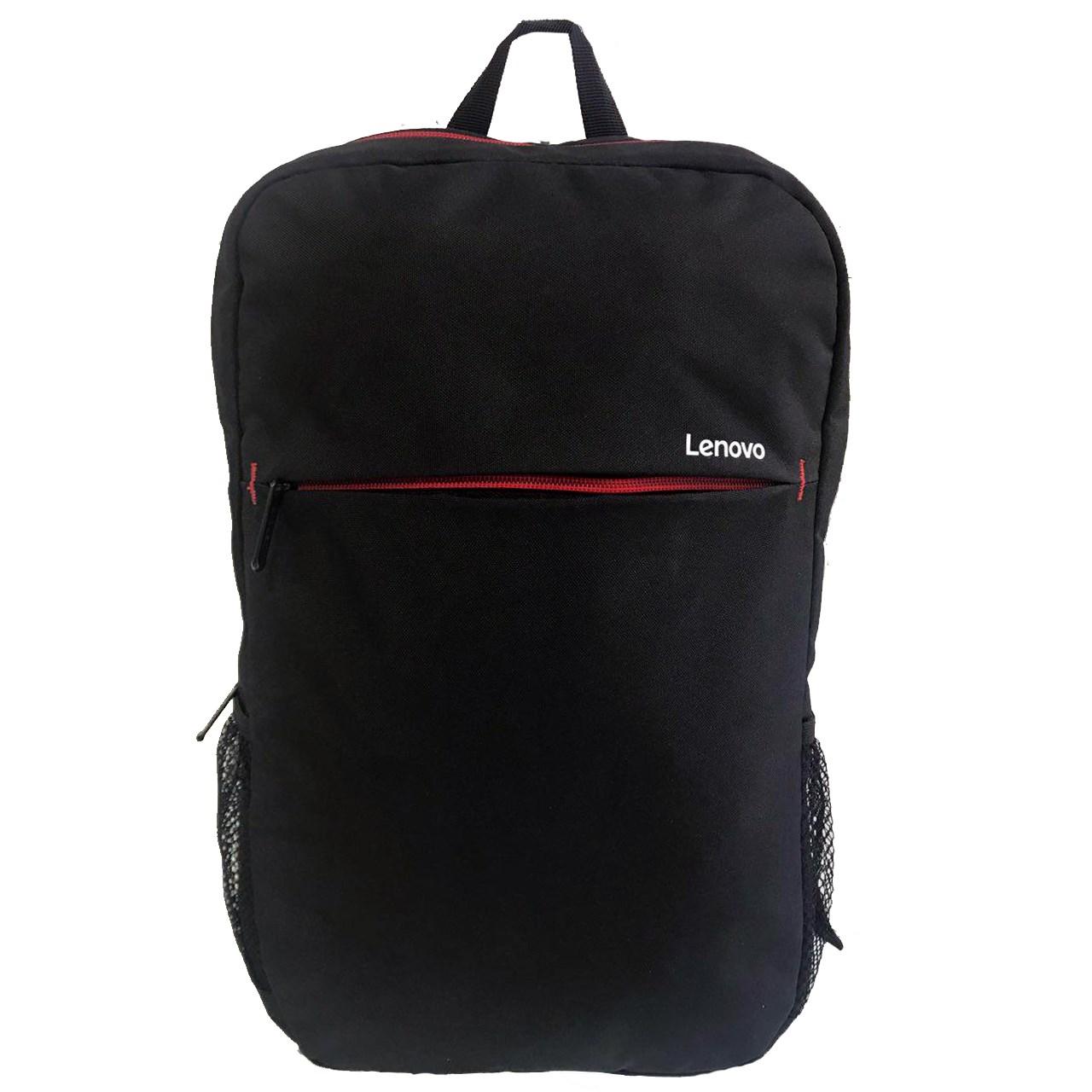 کوله پشتی لپ تاپ لنوو مدل Simple مناسب برای لپ تاپ 15 اینچی