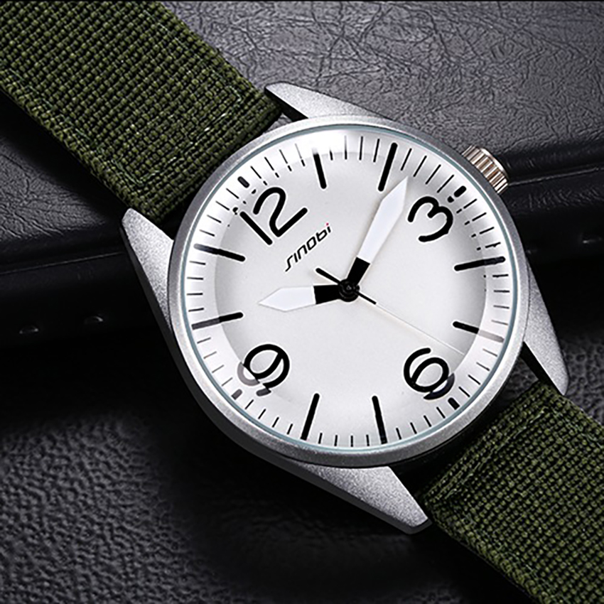 کد تخفیف                                      ساعت مچی عقربه ای مردانه سینوبی مدل S9606G