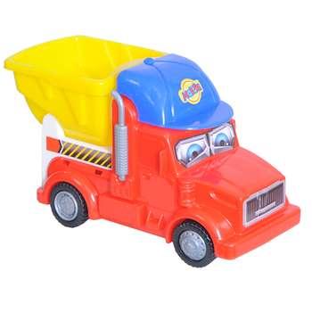 ماشین بازی مدل کامیون کلاه دار مدل 88