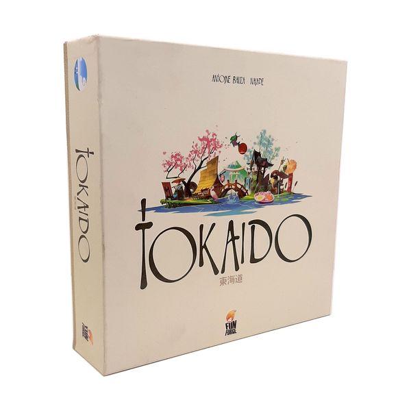 بازی فکری فان فورژ مدل Tokaido کد 9461