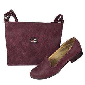 ست کیف و کفش زنانه کد B503