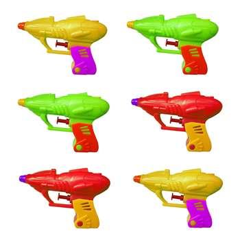 تنفگ آبپاش مدل Sniper بسته 6 عددی