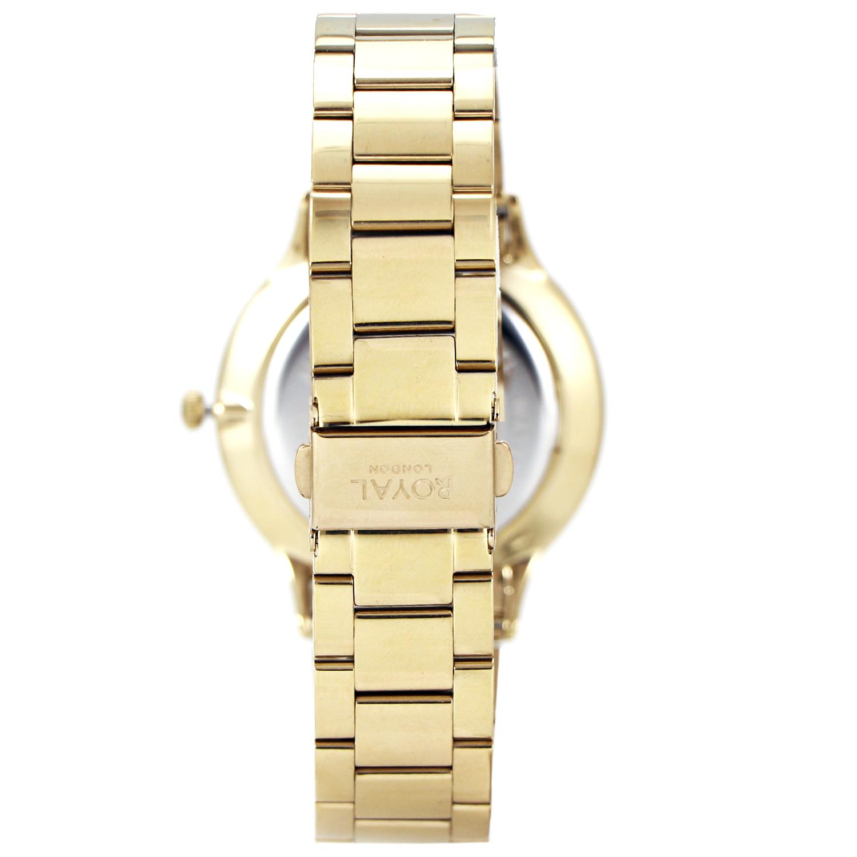 کد تخفیف                                      ساعت مچی عقربه ای مردانه رویال لندن مدل RL-41461-09