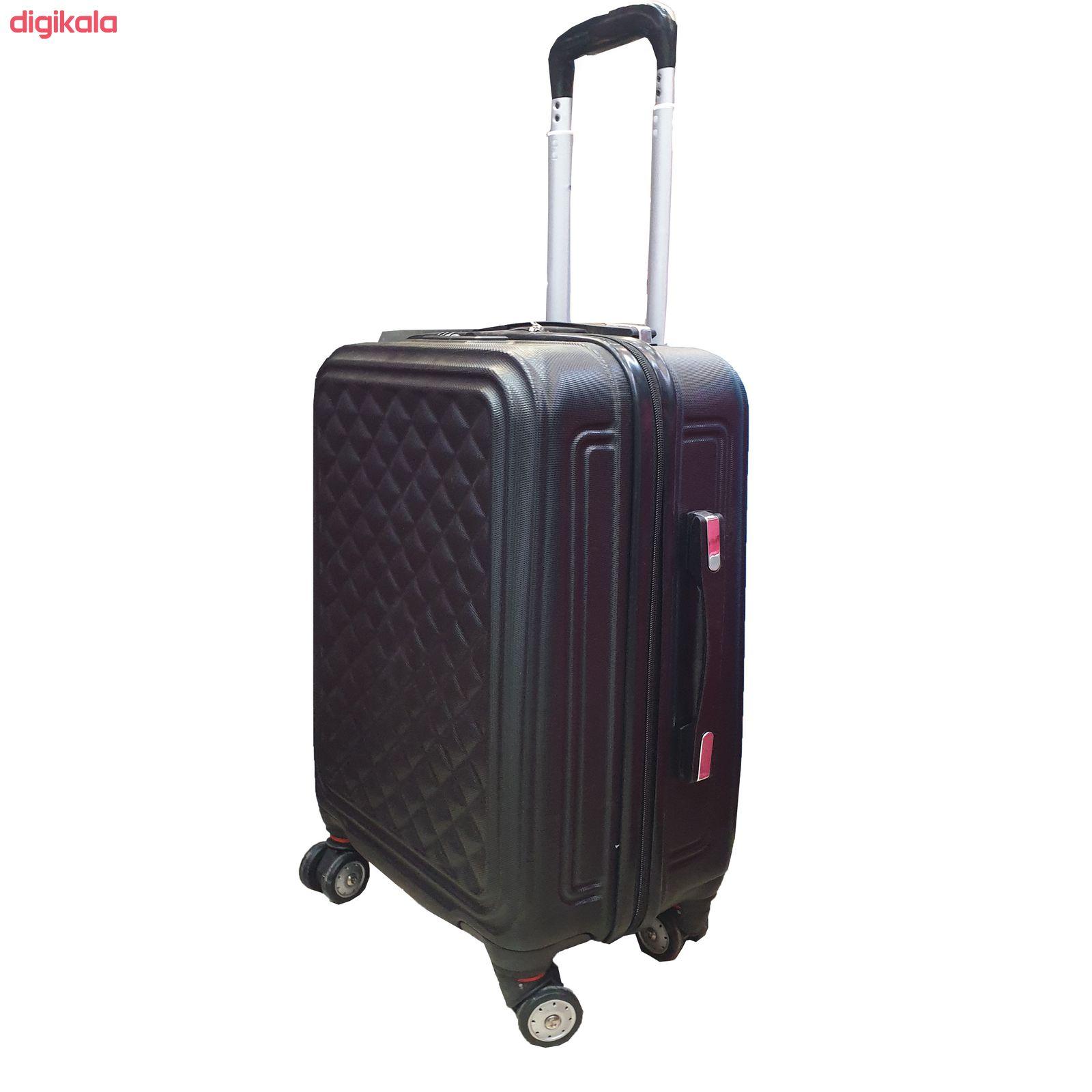 مجموعه چهار عددی چمدان کد B024  main 1 4