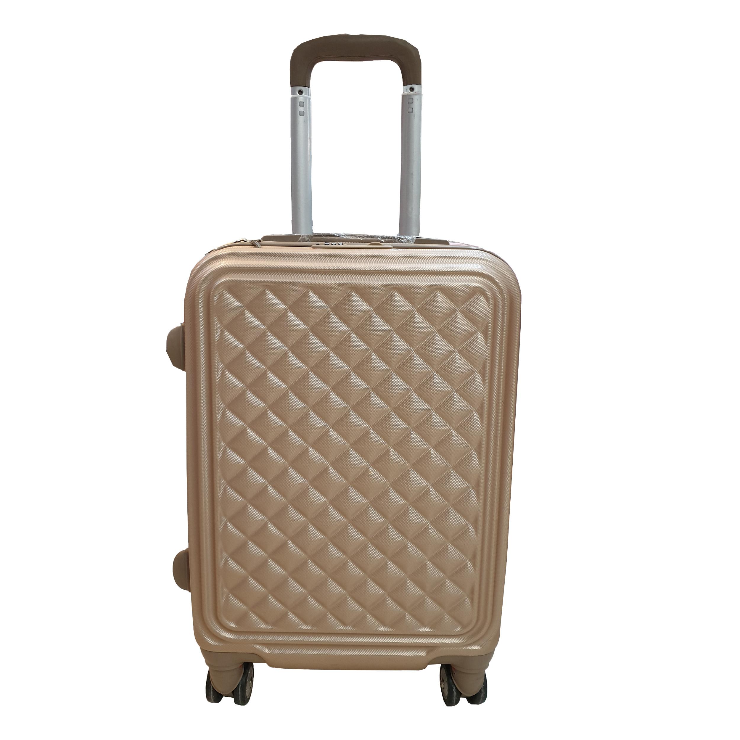 مجموعه چهار عددی چمدان کد B024  main 1 9