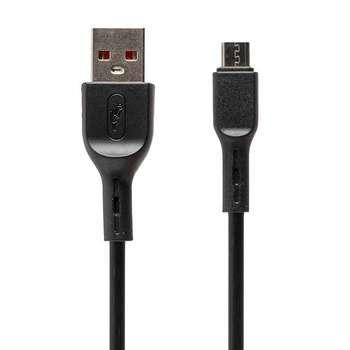 کابل تبدیل USB به microUSB اسکای دلفین مدل S58V طول 1 متر