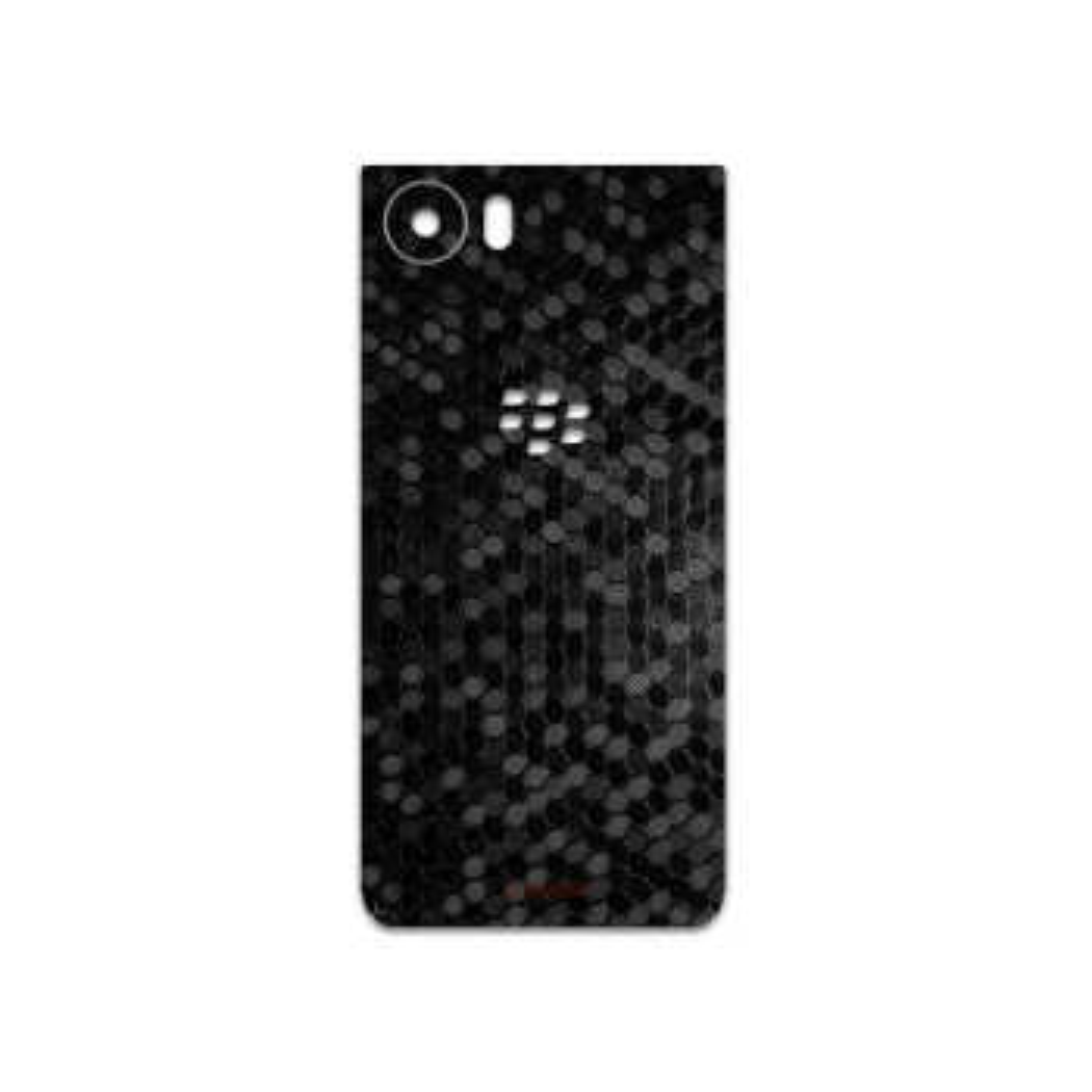 برچسب پوششی ماهوت مدل Honey-Comb-Circle مناسب برای گوشی موبایل بلک بری Keyone/DTEK70