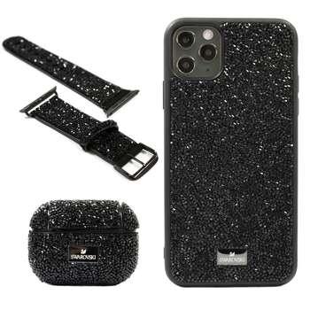 کاور مدل Swa-42-44 مناسب برای گوشی موبایل اپل IPhone 11 Pro به همراه کیس ایرپاد پرو و بند اپل واچ