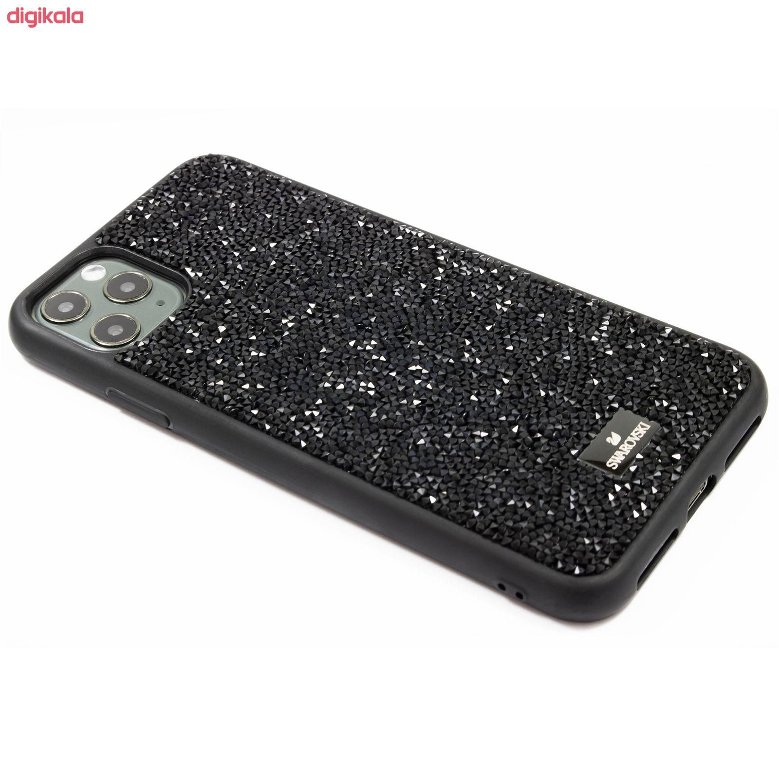 کاور مدل Swa-AB مناسب برای گوشی موبایل اپل IPhone 11 به همراه کیس ایرپاد پرو و بند اپل واچ 38/40
