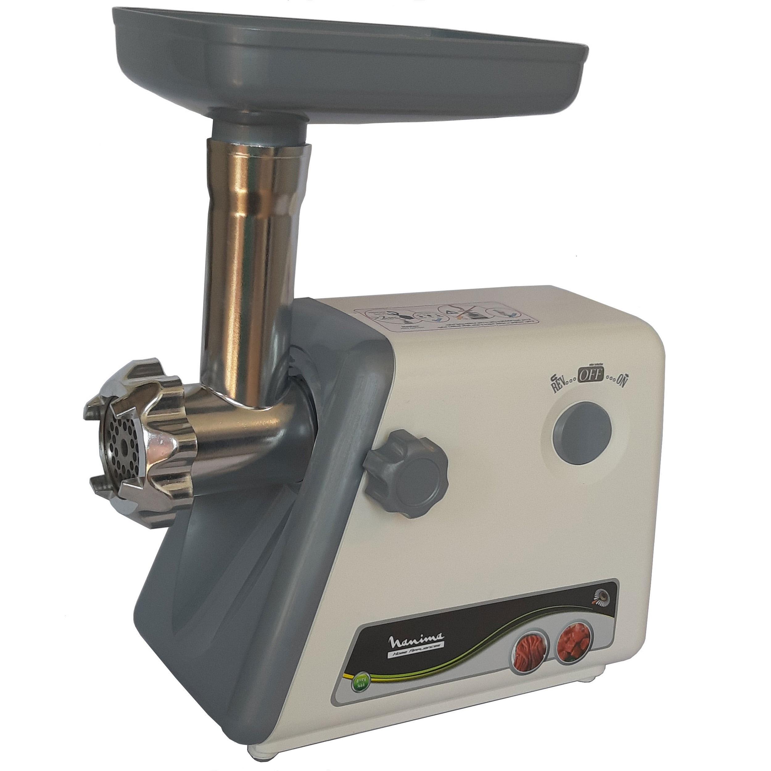 چرخ گوشت نانیوا مدل MK-G30NRx