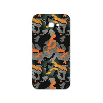 برچسب پوششی ماهوت مدل Autumn-Army مناسب برای گوشی موبایل سامسونگ Galaxy A7 2017