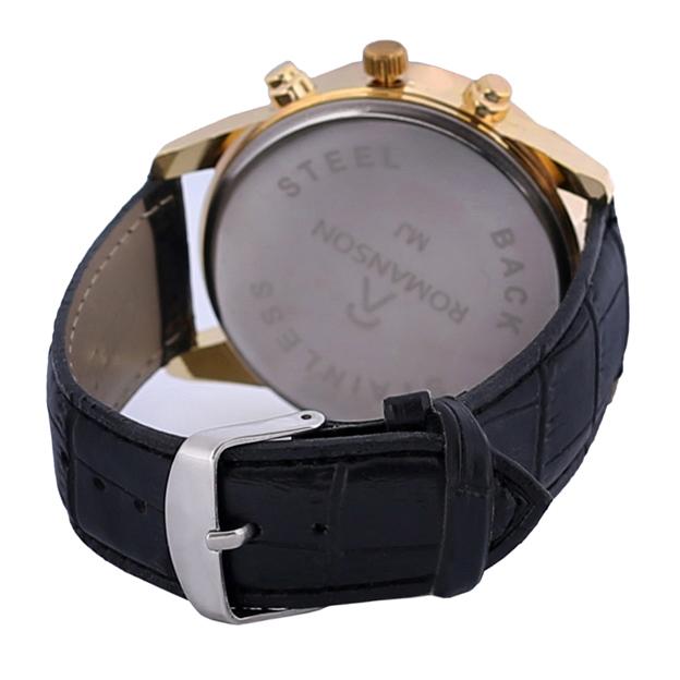 کد تخفیف                                      ساعت مچی عقربه ای مردانه مدل RO 2209 - M-SE                     غیر اصل
