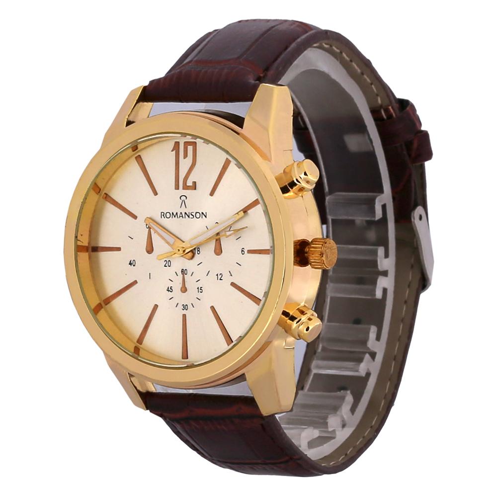 کد تخفیف                                      ساعت مچی عقربه ای مردانه مدل RO 2229 - GH-SE                     غیر اصل