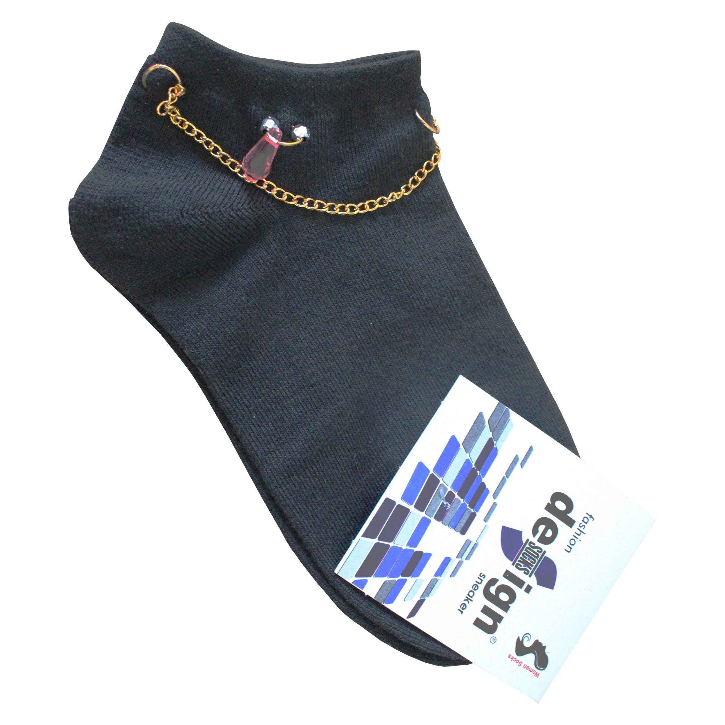جوراب زنانه کد PT-151