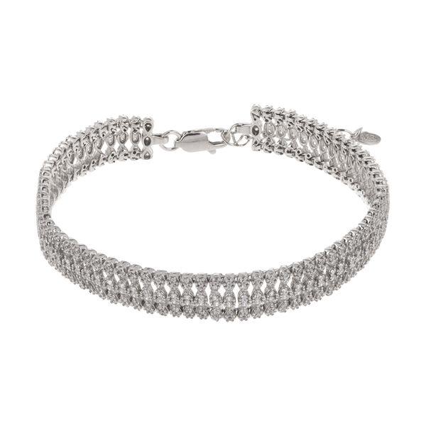 دستبند نقره زنانه سینانر کد SN-R050