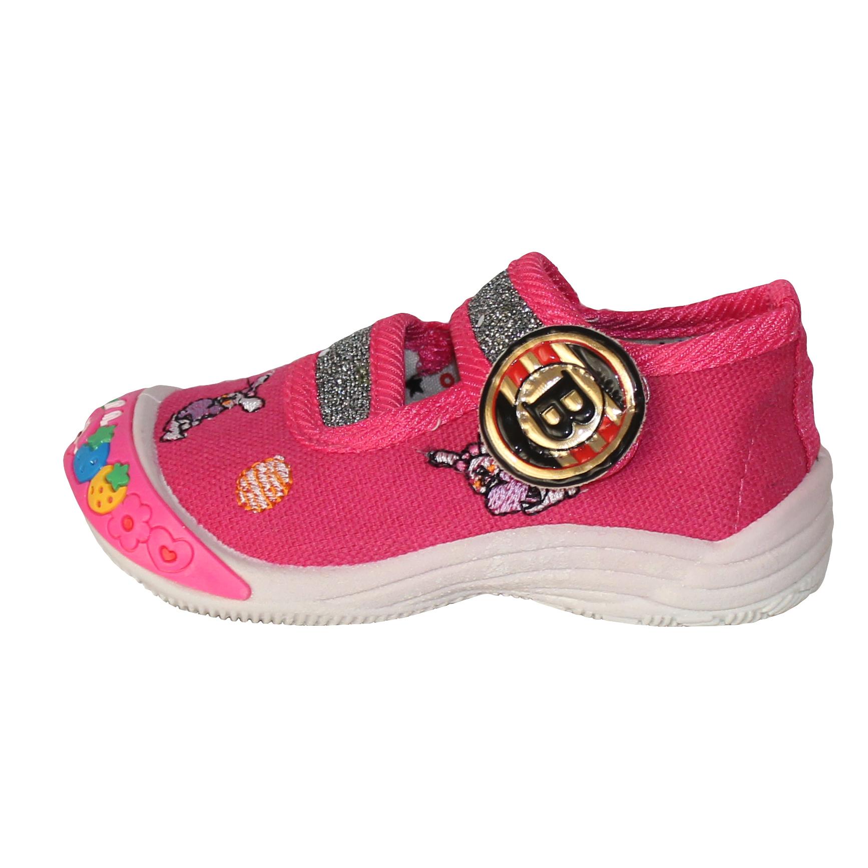 کفش راحتی دخترانه کد p01