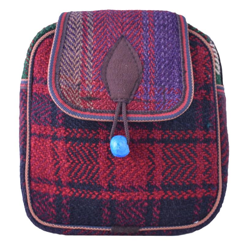 خرید                      کیف رو دوشی جاجیم نویان مدل NU-01
