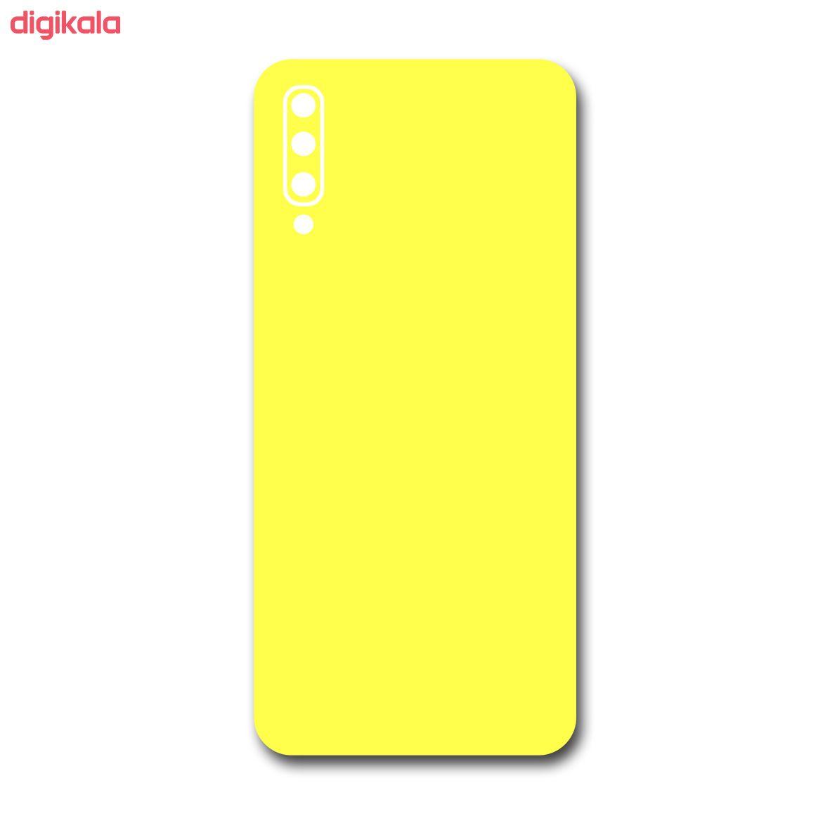 برچسب پوششی مدلsport series مناسب برای گوشی موبایل سامسونگ galaxy A50
