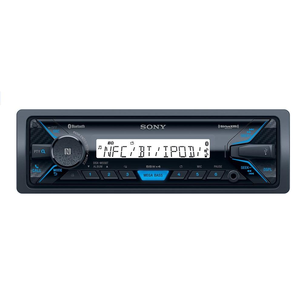 خرید اینترنتی                     پخش کننده خودرو سونی مدل DSX-M55BT