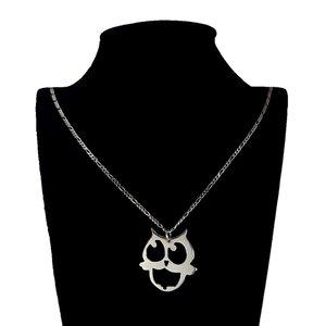 گردنبند نقره دخترانه کد p1011