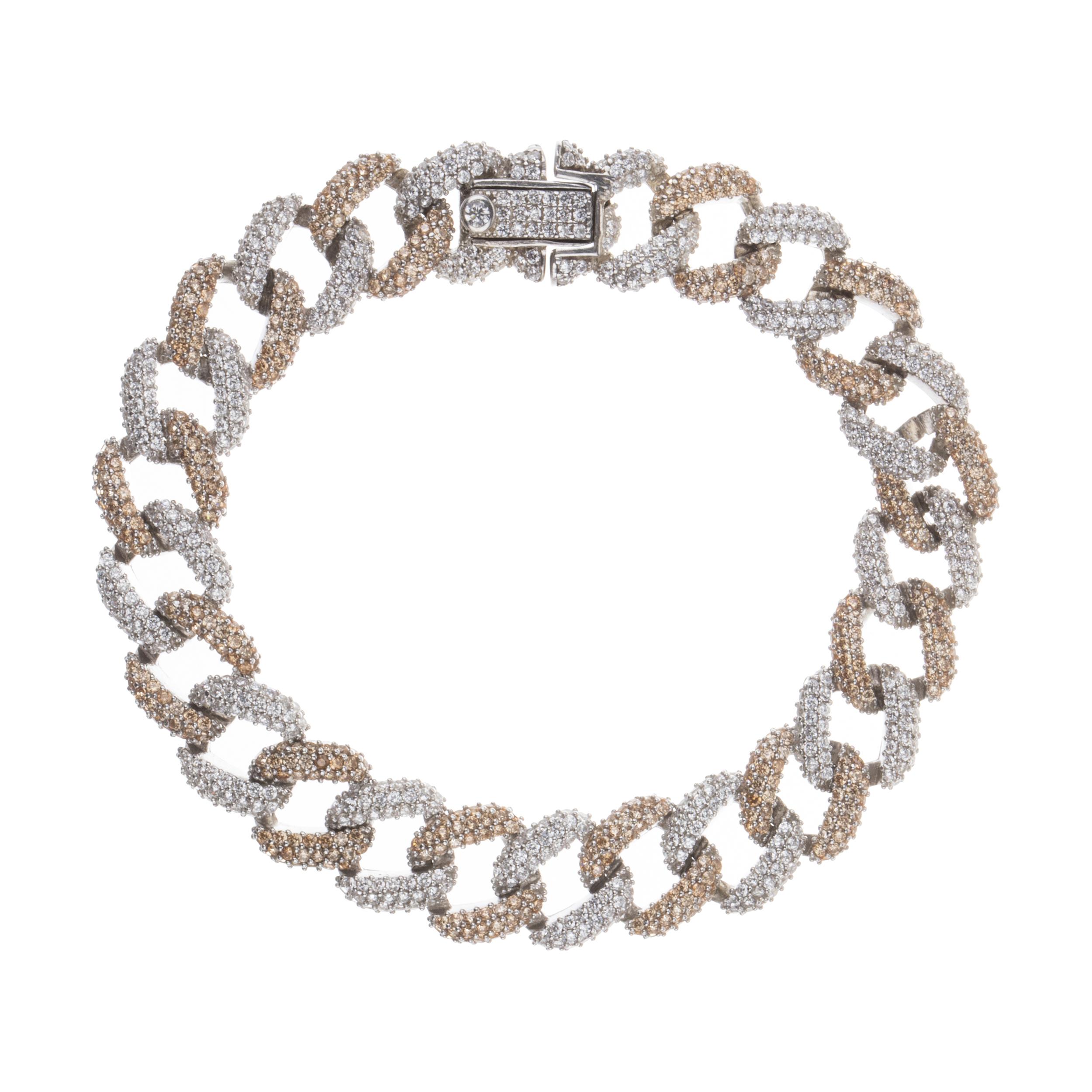 دستبند نقره زنانه سینانر کد SN-R064