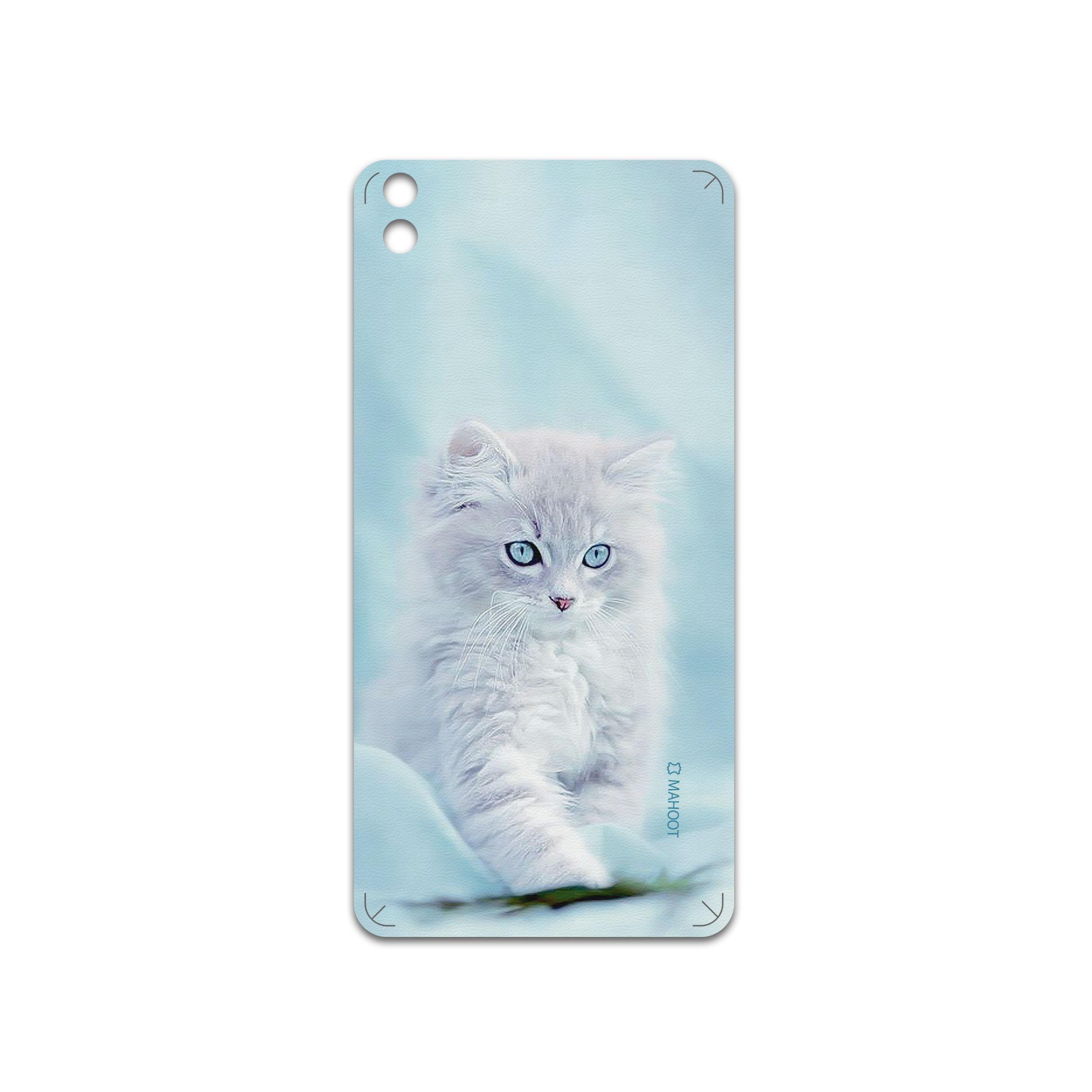 برچسب پوششی ماهوت مدل Cat-1 مناسب برای گوشی موبایل اچ تی سی Desire 816