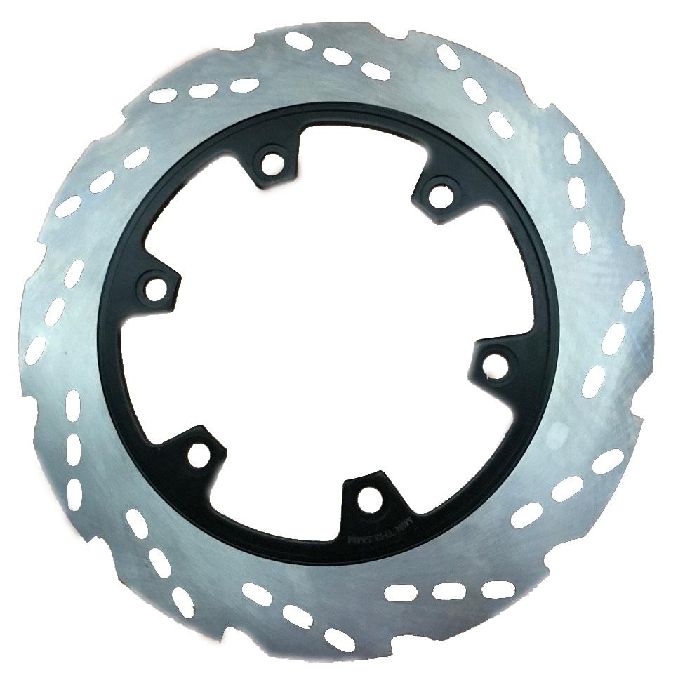 دیسک ترمز چرخ جلو موتور سیکلت مدل B001 مناسب برای آپاچی