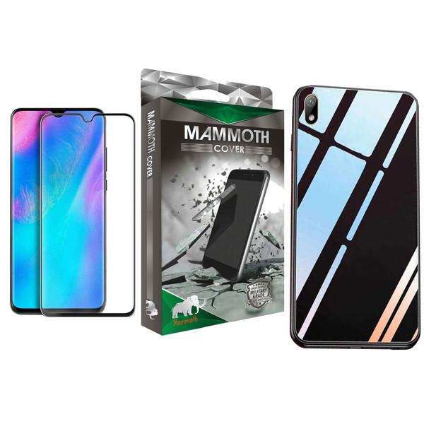کاور ماموت مدل PGMA مناسب برای گوشی موبایل هوآوی Y5 2019 به همراه محافظ صفحه نمایش