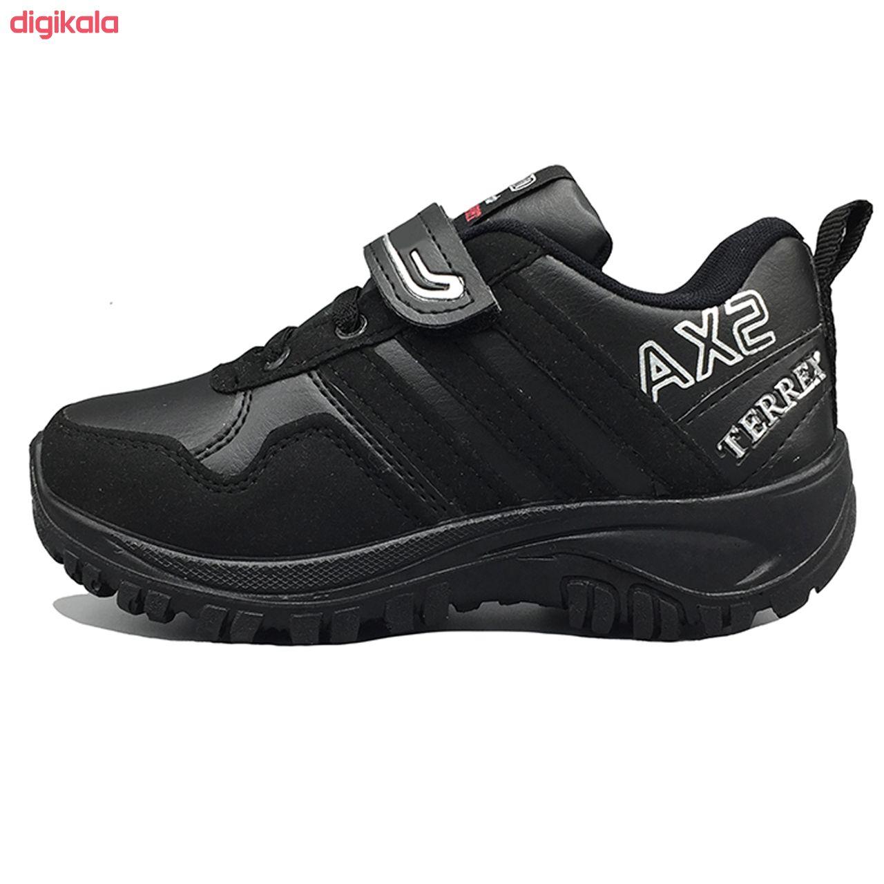 کفش مخصوص پیاده روی بچه گانه مدل TERREX-AX2-TME main 1 1