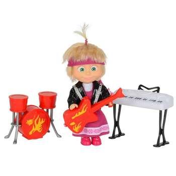 خانه عروسک سیمبا مدل Masha Music Fun